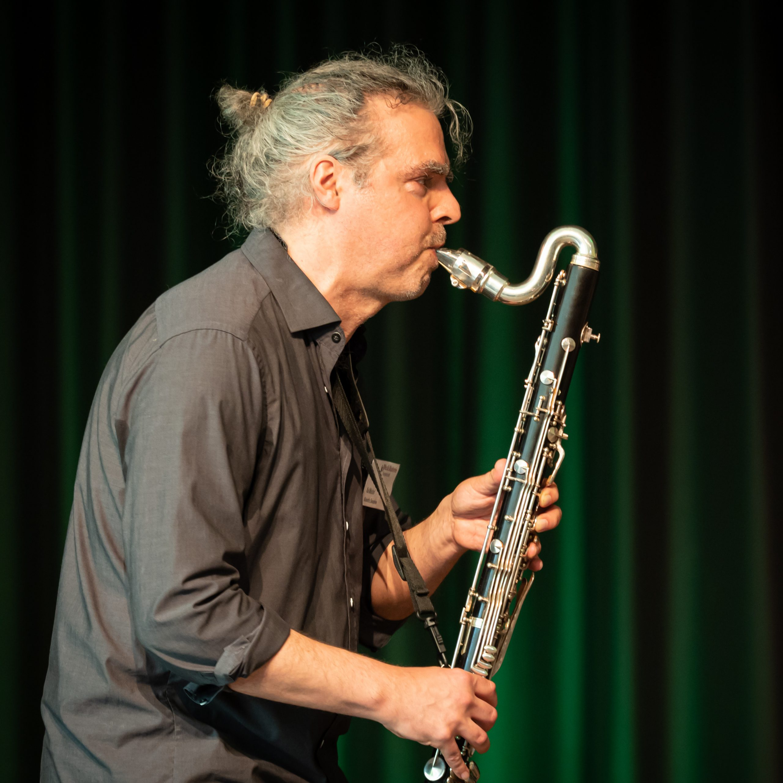 Kai Möckel, Saxophon, Klarinette
