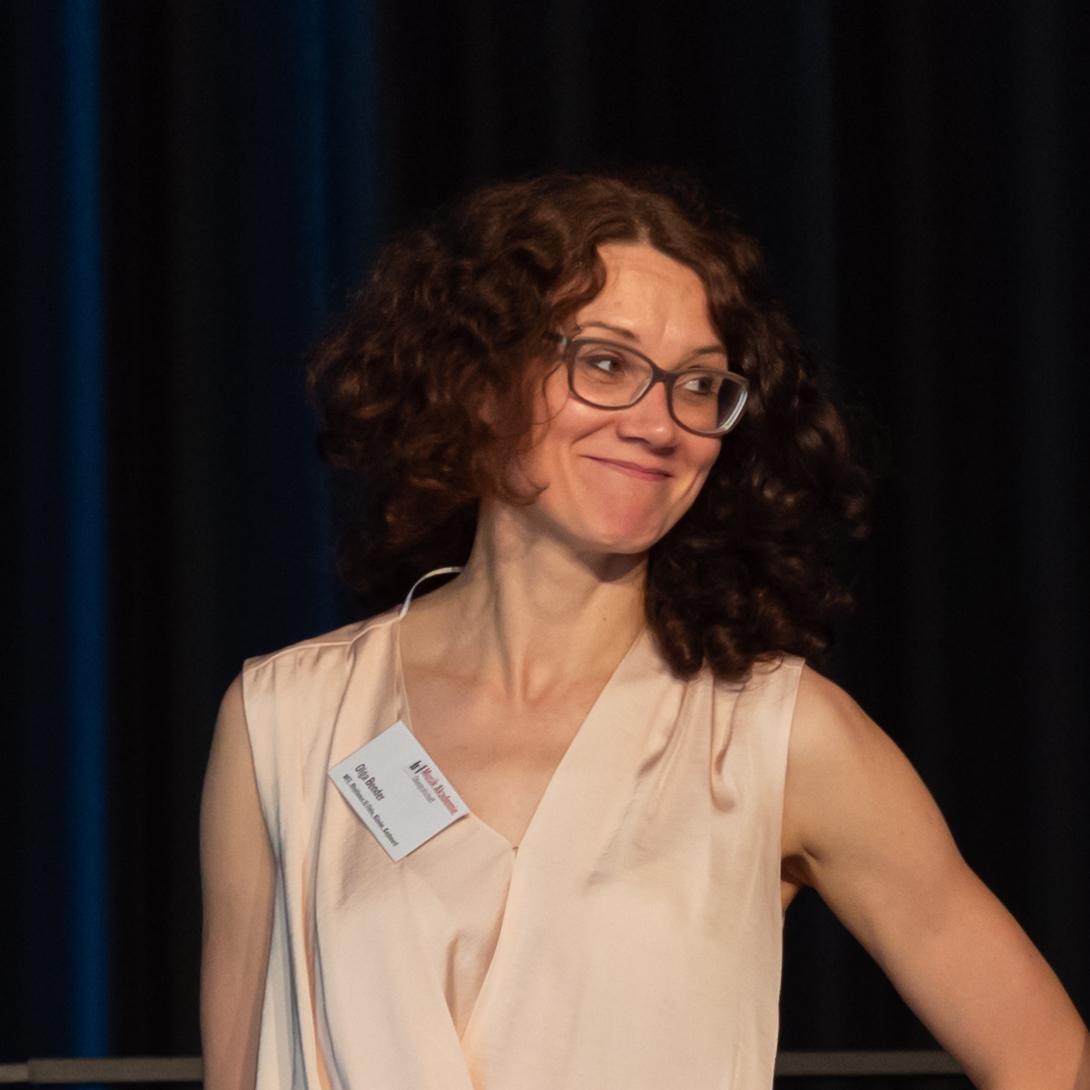 Olga Bender, Musikalische Früherziehung, Grundausbildung