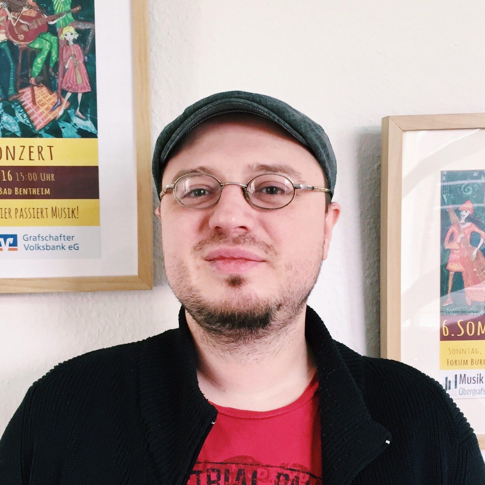 Alexander Rosenhof, E-Gitarre