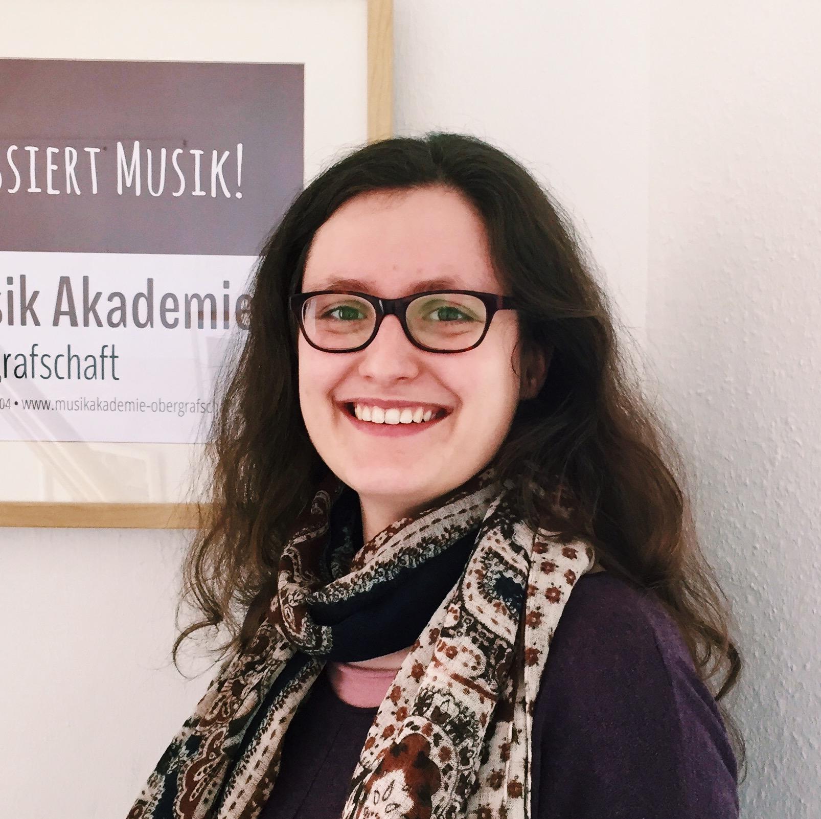 Tabea Casimir, Klavier, Musiktherapie