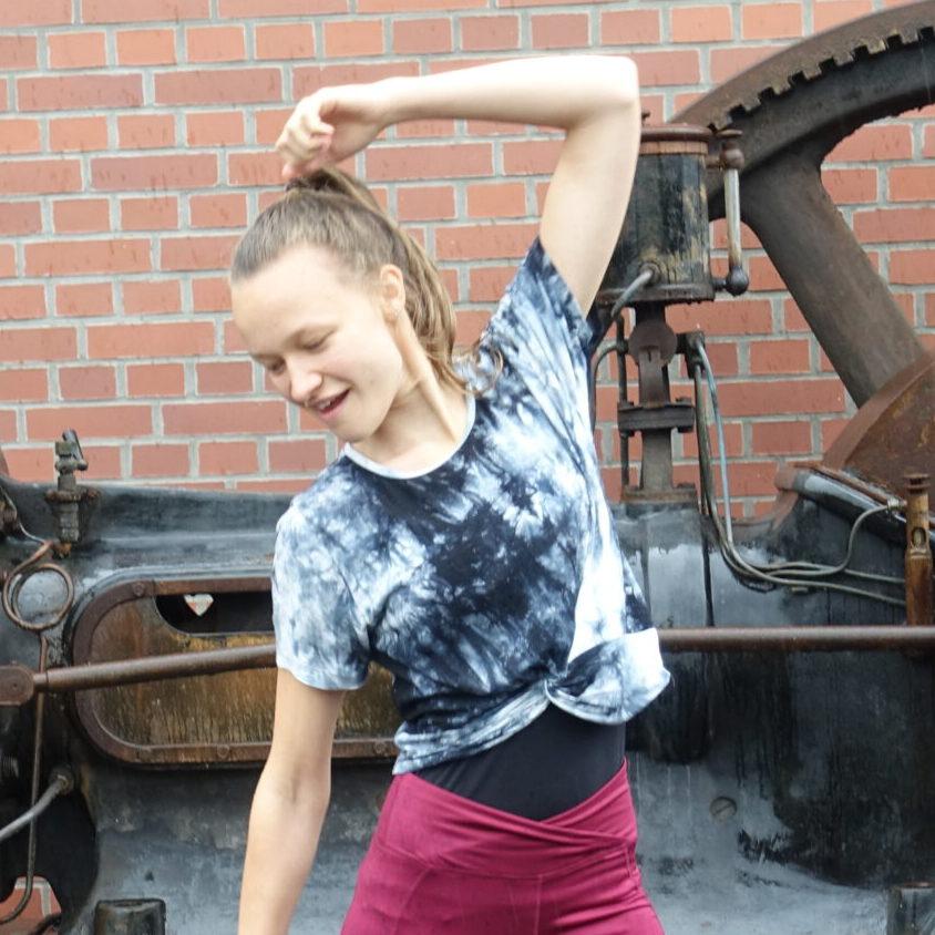Nadine Elfering, Tanz